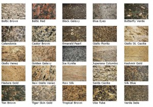 Granite Styles in Ottawa
